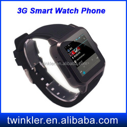 Alibaba China android smart watch phone, best quality with low price of smart watch phone,cheap watch phone made in china