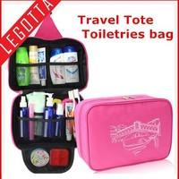 2015 Hotsale New Fashion cheap Multifunctional branded Travel/Cosmetics/Toiletry Handbags