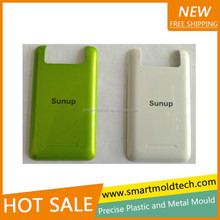 Premium Plastic Mold/Mould Silk-Screen cell phone rear cover mould/mold