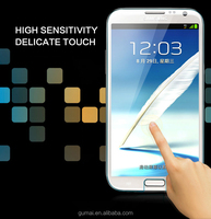 Clear Anti-Glare Oleophobic 2.5D 9H Mobile Phone LCD Display tempered glass screen protector for Samsung Note2