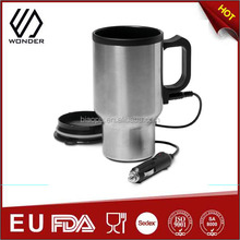 stainless steel car coffee warmer