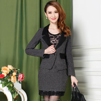 Hot selling woman girl formal pictures of ladies suits designs