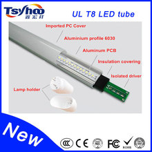 Supermarkets use led tube light with rohs&ul Good quality led tube t8 new products