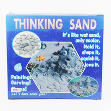 EDUCATIONAL TOY KIDS PLAY SAND KINETIC KID SAND MAGIC SAND