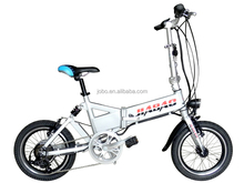 Easy to Carry 16 inch Foding Bike with H Type Motor JB-TDR01Z