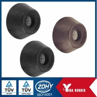 Customized precise epdm rubber shock absorber buffer/Rubber Buffer/Rubber Shock Absober