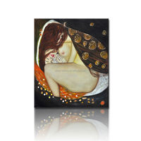 Nude Sexy Wall Art Painting/Copy Painting Of Famous Artist/Famous Oil Painting