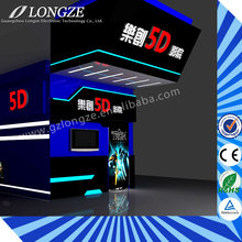 New Products Hydraulic/Electronic Top Quality 5D 6D 7D Cinema