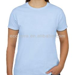 New 2014 Custom Woman T-shirt Custom Printing Bulk Wholesale Clothes Women China Manufacturer Direct