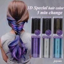 china supplier DIY safety hair cream natural temporary hair dye hair mascara