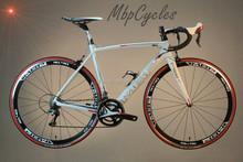 Bicycle for carbon frame time trial bike carbon crankset carbon road bike