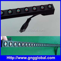 led video curtain bar strip light, P25 led back stage screen