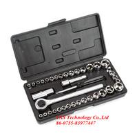 Tactix 734440 40 in 1 6.3mm/10mm series kit car reparing tool set diy kit