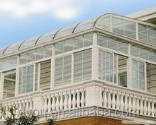 tempered glass garden sun room cheap price