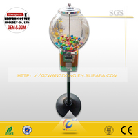 Amusement Toy Machine Vending Machine For Small Business gumball machine factory