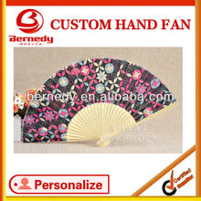 Customise Chinese Hand Fan With Your Logo