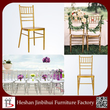 stackable hotel wedding rococo style dining chair