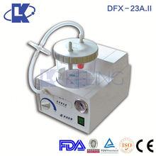 DFX-23A.II Infant Sputum Vacuum Suction Devices