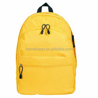 2015 Wholesale New Design Nylon Child School Bag