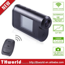 mini remote sport camera wifi