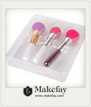 2015 Hottest Sale Hydrophilic Polyurethane Latex Free Eye Shadow Makeup Sponge