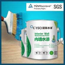 China building materials acrylic latex paint