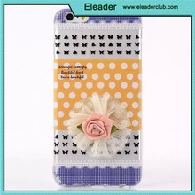 for cute iphone 6 case with lace decortation