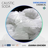 Sodium Hydroxide Excellent price ,Caustic Soda Flakes 99%,for water treatment, textile, washing powder factory