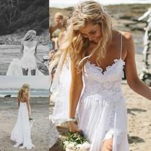 C86172A Summer organza lace suspenders long perspective dress/hot sale summer beach long dress