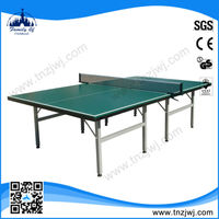Factory branded cheap outdoor gym equipment table-tennis tables