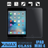 2015 New Coming !! 0.33mm 2.5D Curved edge 9H Premium Tempered glass screen guard for iPad mini 4