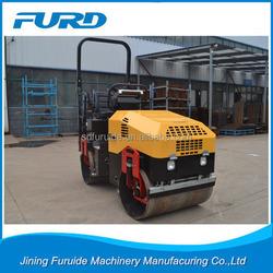 Hydraulic Vibration Asphalt Road Roller 2 ton Vibratory Compactor ( FYL-900)