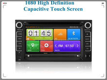 1080 High Definition Capacitive touch screen Car audio dvd player GPS Navigation System for Kia Cerato
