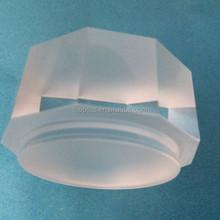 Poligonal triangular prism venta al por mayor cristal de cristal óptico prisma venta