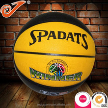 2015 New style PU Laminated Basketball