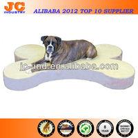 Bone Shape Dog Bed Luxury