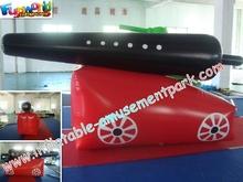2014 customized big inflatable paintball gun (paintball-152)