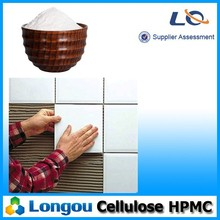 Green environment protection product chemical adhesive coating/tile agent Cellulose HPMC for sale