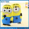 Cute Cartooon Minion Case for Smsung Galaxy S4 mini i9190, Cartoon Case For Samsung Galaxy S4 Mini