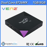 The best Linux OpenELEC TV Box Support Blue-ray ISO Guide Playing Linux XBMC TV Box The Little Black Box