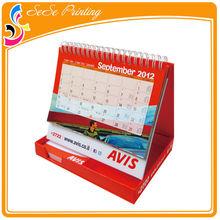Nouveau design calendrier quotidien pour imprimer