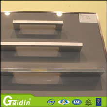 Global popular sliding door cupboard dresser furniture from china with prices aluminum handle