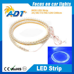 ADT waterproof led flexible grill light for BMW, for AUDI, for vw