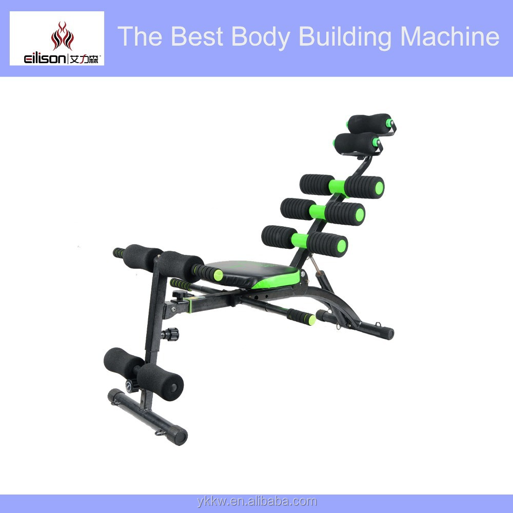 exercise machine seen on tv