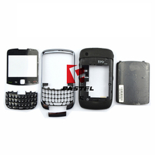 For BlackBerry Curve 3G 9300 New Full Complete Mobile Phone Housing Cover Case+Keypad ( No joystick )