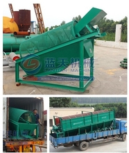 Popular in Africa market coal/charcoal/mineral/sandstone field rotary screening equipment