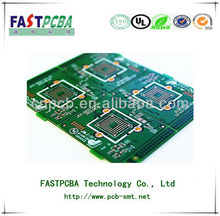 FR4 ENIG 2 layer electronic pcb and pcba