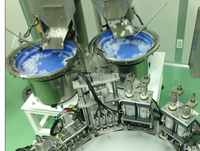 Fully auto cap assembly machinery for Infusion solution
