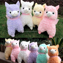17cm x 13cm New Cute Animal Arpakasso Alpaca Plush Doll Soft Stuffed Toy For Kids Children NEW YEAR GIFT doll for kids