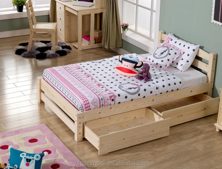 Bedroom Set Furniture Solid Wood Bunk Bed Kids Furniture Kids Bedroom